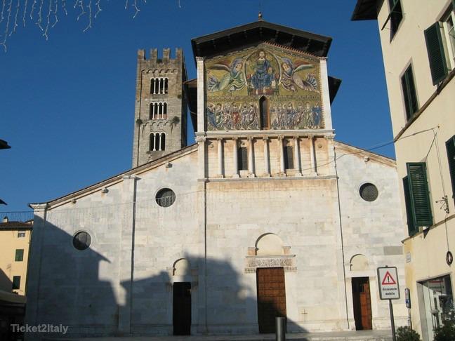 San Frediano Basilica